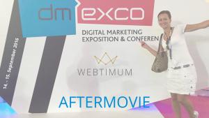 WEBTIMUM @DMEXCO Aftermovie