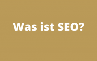 Was ist SEO? FAQs