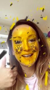 Snapchat Lenses BVB