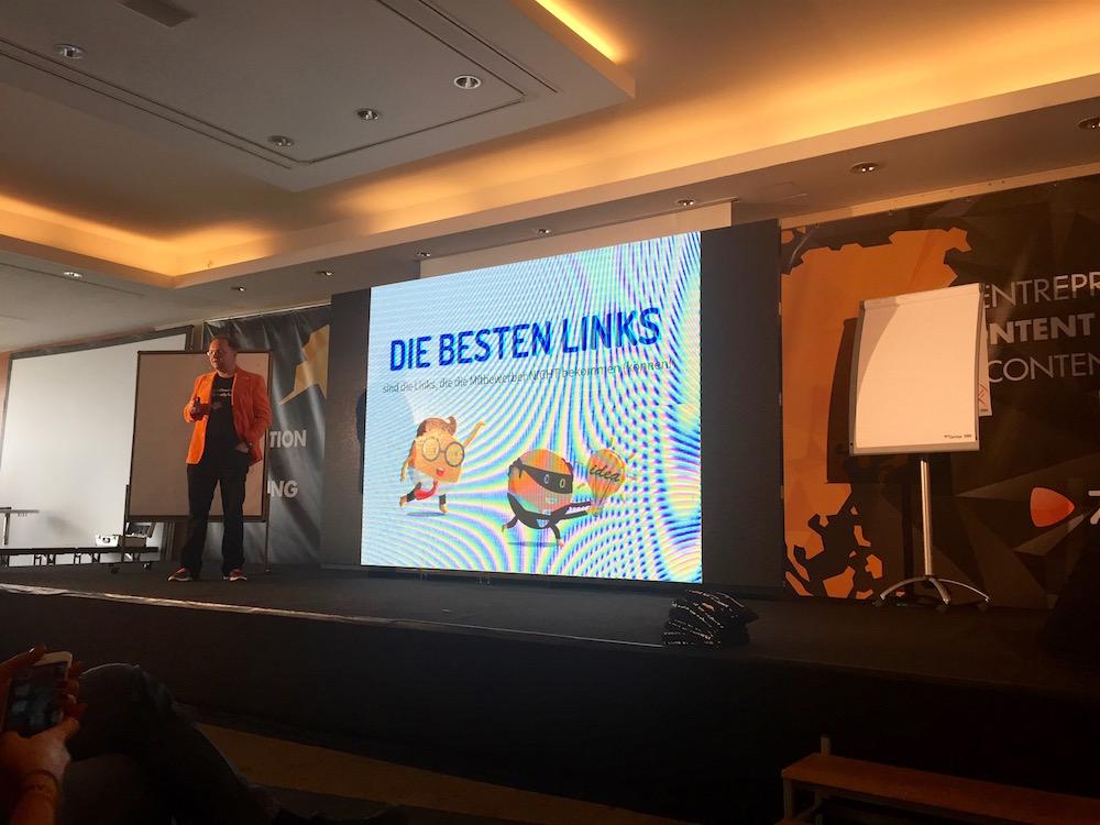 Christoph Cemper über Linkbuilding