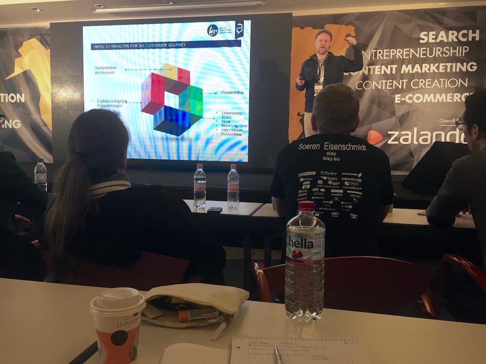 Olaf Kopp über Content Marketing