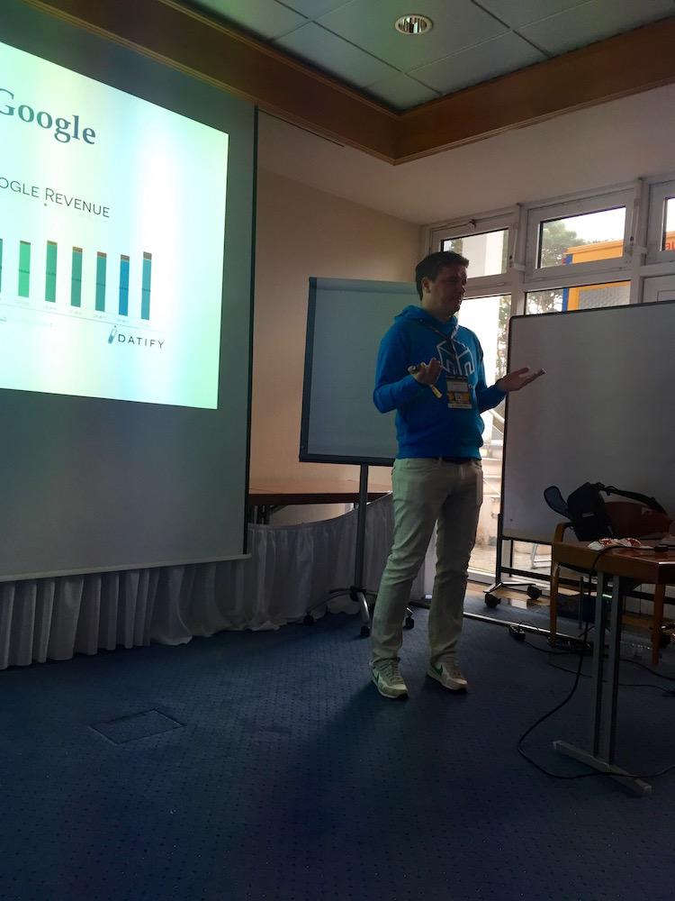 Philipp Klöckner über SEO