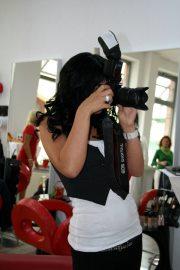 AK-Beautyphoto beim Shooting