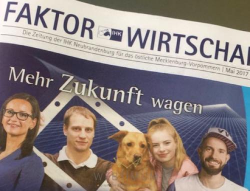 WEBTIMUM 3 Mal in IHK Faktor Wirtschaft