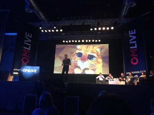 OMLIVE Bühne 2017