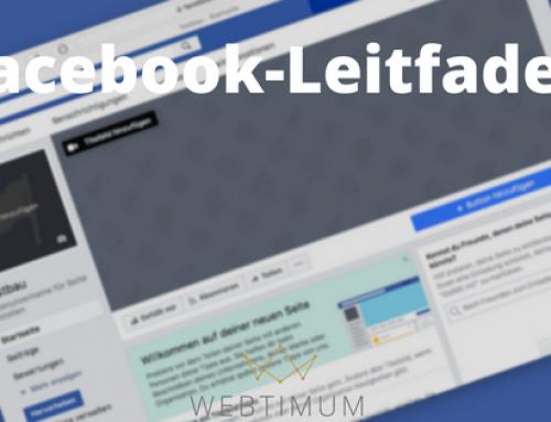 ✰ Facebook-Leitfaden inkl. Anleitung ✰