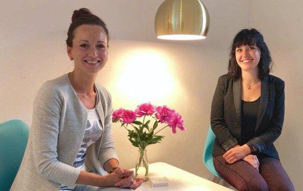Anne Pohle im Interview mit Elisabeth Möbius von WEBTIMUM