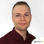 Falko Riedel von Renault Schweiz über WEBTIMUM