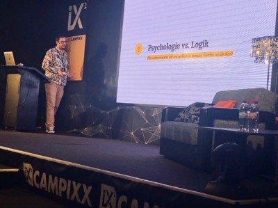 Nedim Sabic bei der SEO-Campixx 2019