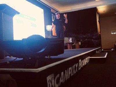Thomas Mindnich bei der SEO-Campixx 2019
