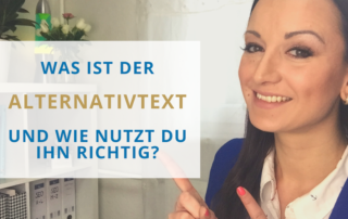 Alternativtext / Alt-Tag / Alt-Attribut