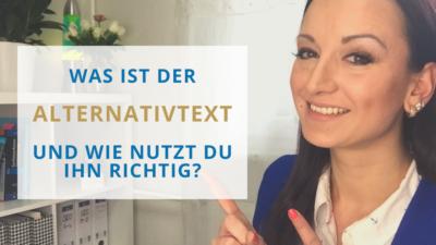 Alternativtext / Alt-Tag / Alt-Attribut