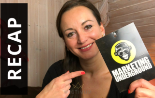 Marketing Underground 2019 in Berlin Recap, Learnings, Tipps VLOG