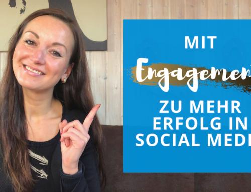 Mit Engagement zu mehr Social-Media-Erfolg