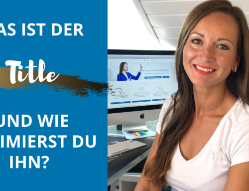 Der optimale SEO-Title
